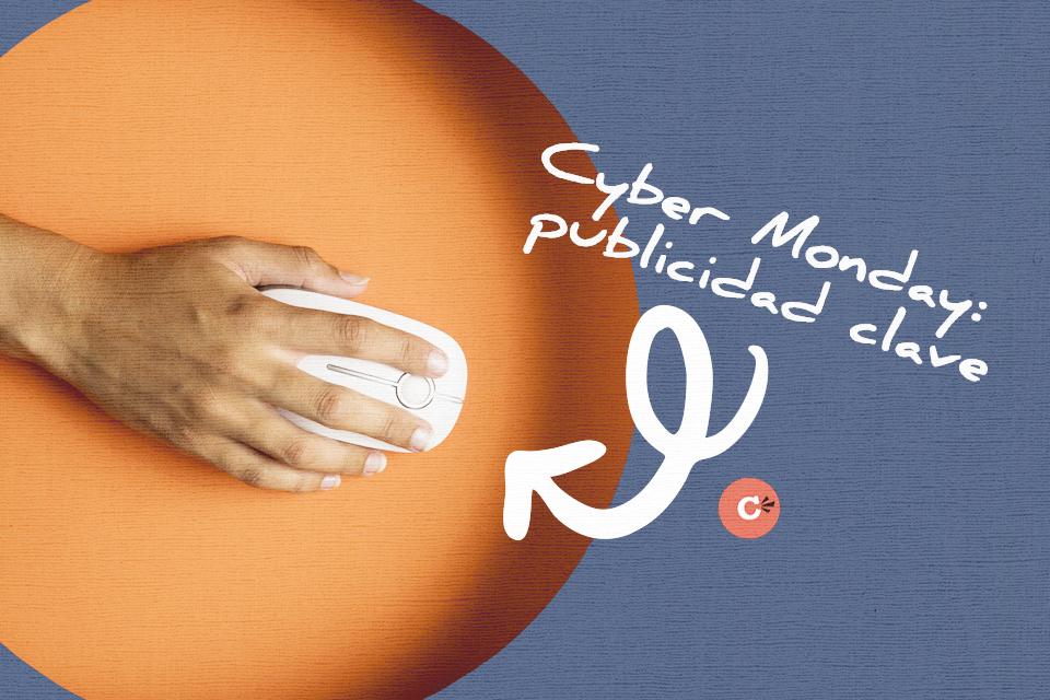 Cyber Monday publicidad clave