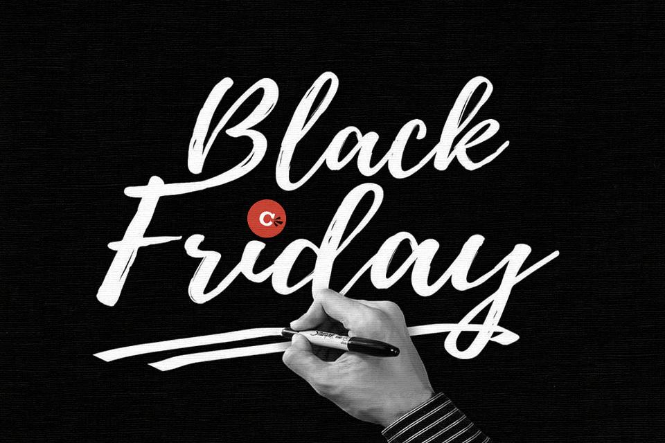 Publicidad en Black Friday