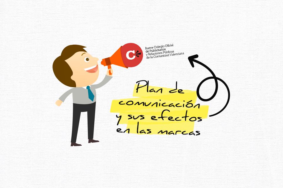 El plan de comunicación y sus efectos en las marcas