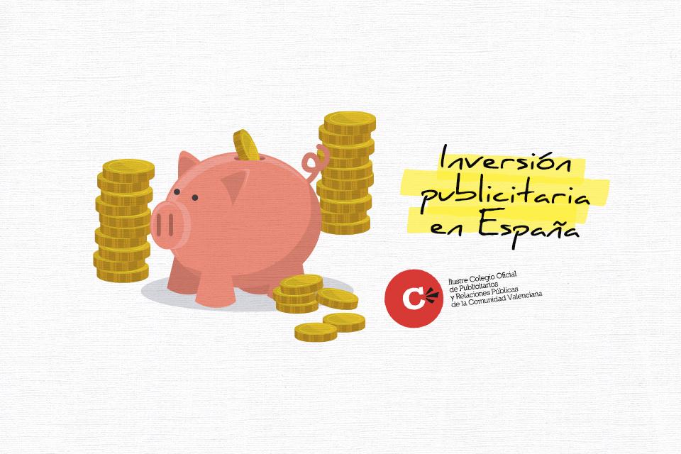 La inversión publicitaria en España
